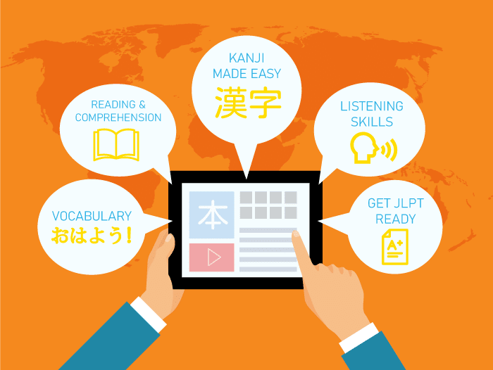 Learning Japanese Online:-What Makes A Great Online Lesson